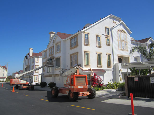 As a premier commercial painting company pacwest painting provides