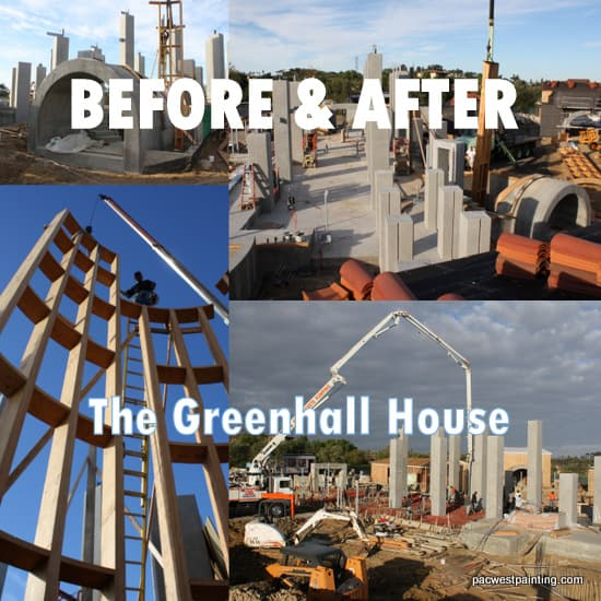 Before + After: The Greenhall Residence