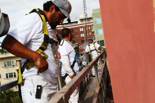 Is Safety a Priority for Your Commercial Painting Contractor?