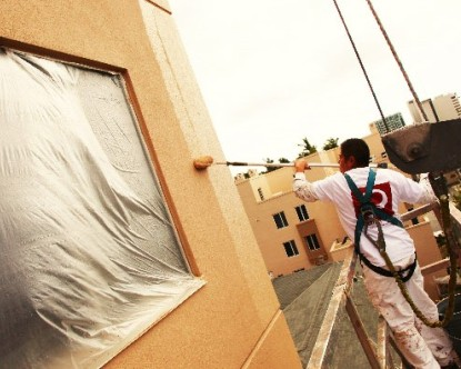 Elastomeric Painting Services