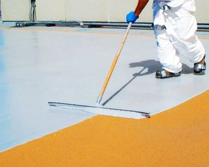 Benefits of Industrial Epoxy Floor Coatings