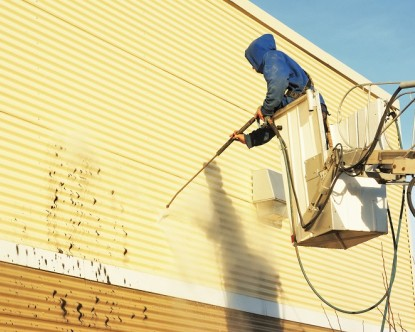 Commercial Pressure Washing Services in San Diego