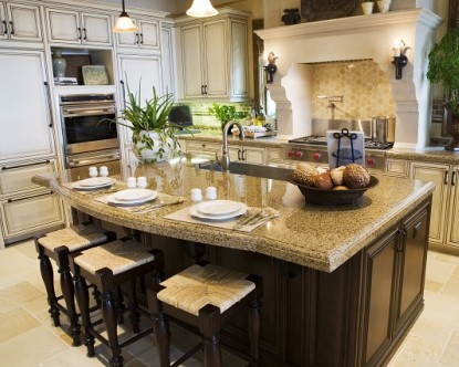 Restoring Cabinetry – Decorative and Faux finishes
