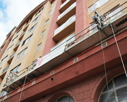 Finding a Good High Rise Painting Contractor