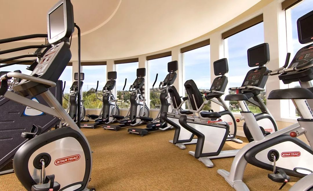 Gym and Fitness Center Painting – Commercial Painting Contractor in San Diego