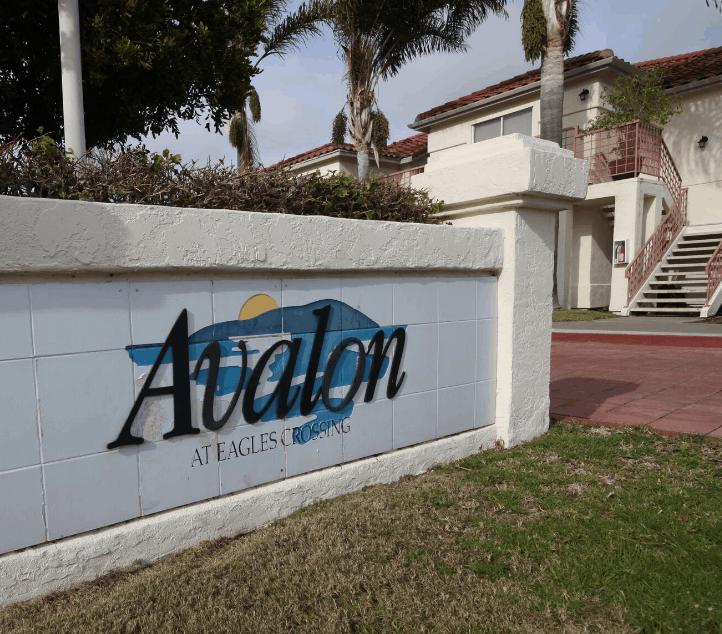 Condo Painting in Oceanside- Avalon HOA