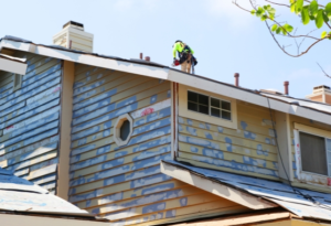 replacing rotten wood siding in San Diego