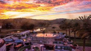 Pacific Western paints the La Costa Resort & Spa in Carlsbad