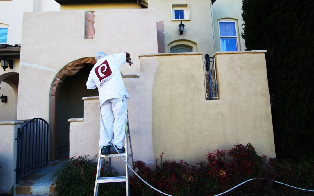 3 Reasons Your HOA should consider Painting in the Rainy Season