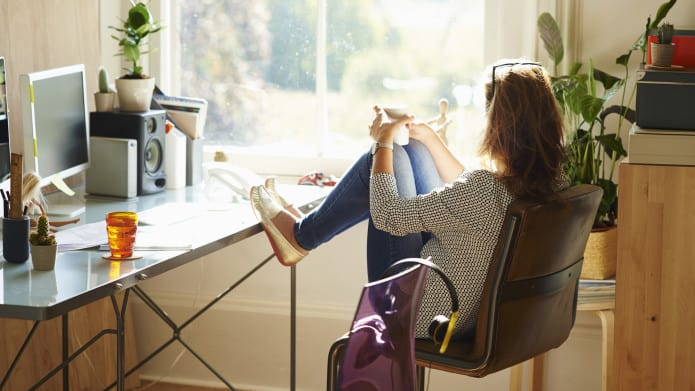 Your Home Office: 10 Ways to be more Productive and Stress-free working from home