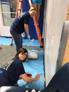 PacWest Painting, Weekend of Service, Carlsbad Boys and Girls Club, Give back, Pacwestpc