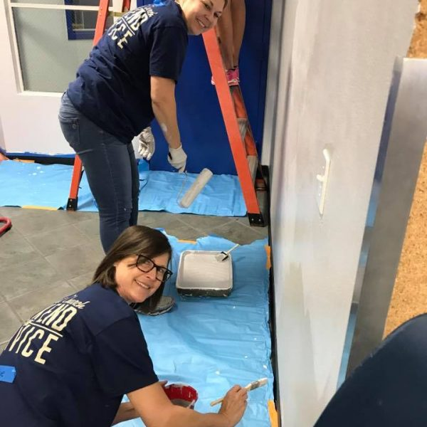 PacWest Painting, Weekend of Service, Carlsbad Boys and Girls Club, Give back