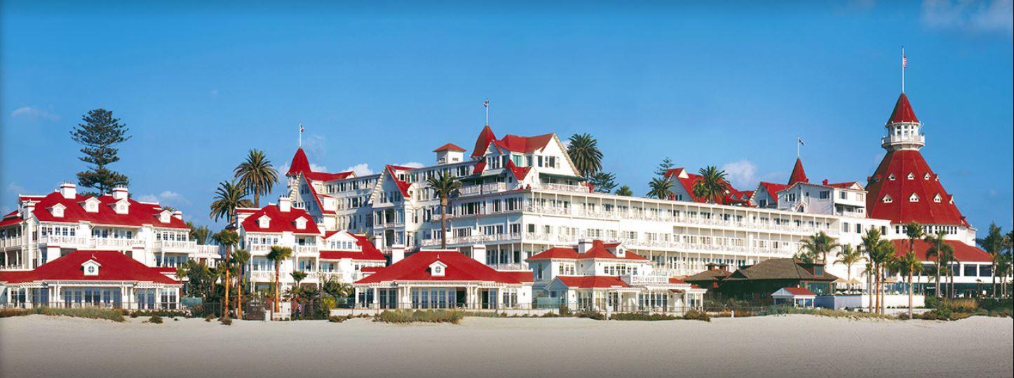 Hotel Del Coronado, PacWest Painting Construction, HOA Painting, Painting Contractor, PacWestpc