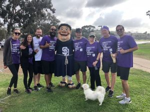 Pacwalk, Pacwestpc, Pac West Painting and Construction, San Diego Padres, Community