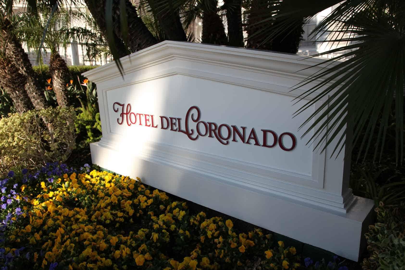 Hotel del Coronado Commercial Exterior Painting Western Pacific California
