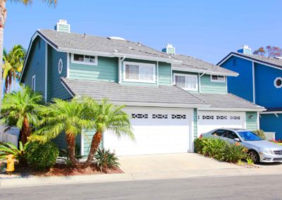 Encinitas Village After Commercial Exterior Painting Reconstruction Western Pacific