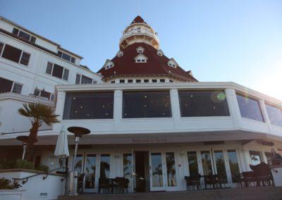 Hotel del Coronado Commercial Exterior Painting Pacific Wester California