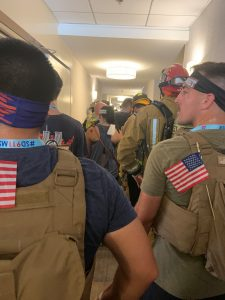 SD 911 Stair Climb, Give Back, PWPC, PacWest Painting