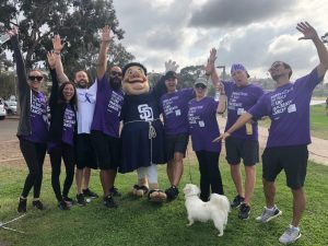 Pancreatic Cancer Walk 2018, PacWest Painting, PacWest Painting and Construction, Pacwestpc