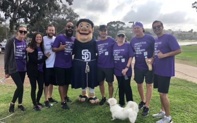 Pancreatic Cancer Walk 2018