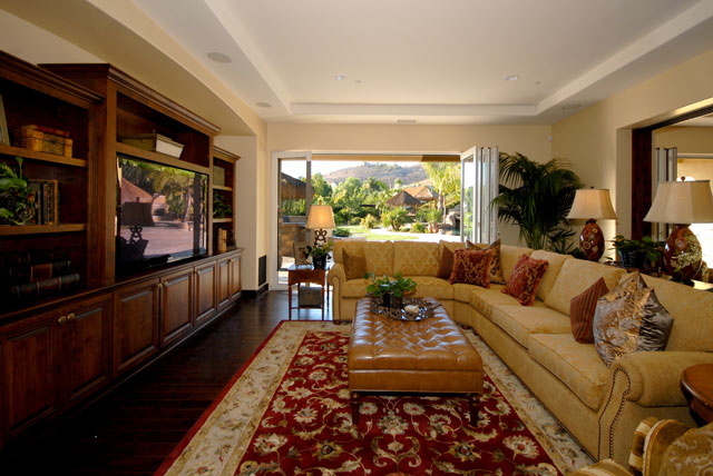 Residential Rancho Santa Fe, PacWest Painting