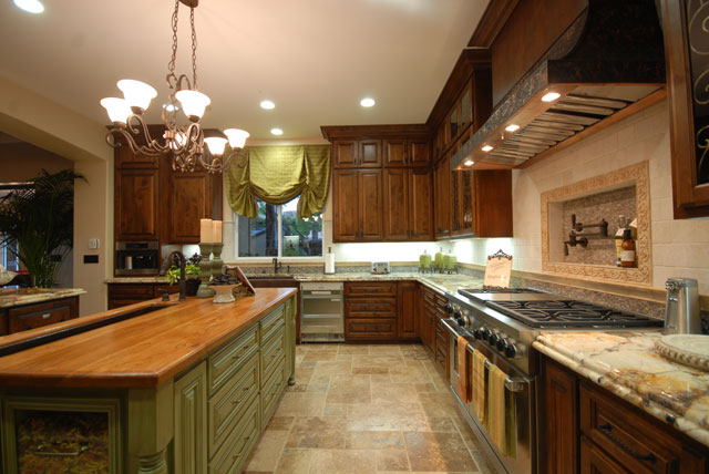 Cabinetry & Faux Finishes, PacWest Painting