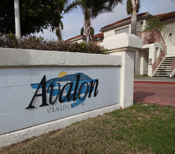 Commercial painting for a Condo HOA in San Diego County