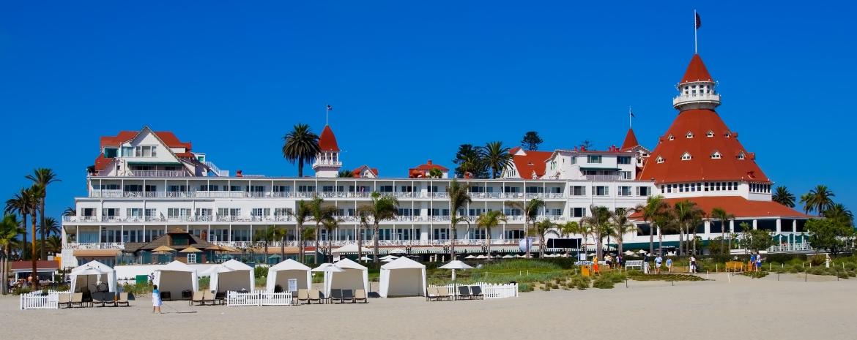 Hotel Del Coronado, Pacific Western Painting