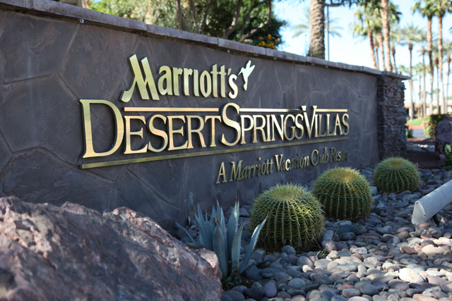 Marriott Desert Springs, Commercial Painting, PacWest Painting