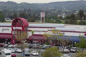 TJ Max Shopping Center, PacWest Commercial Contractor