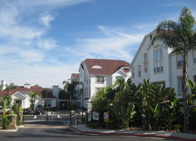 Pacific Western paints an HOA in San Diego County