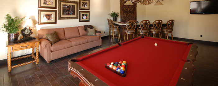 Residential Pool Table PacWest Painting Company - Pool table painting