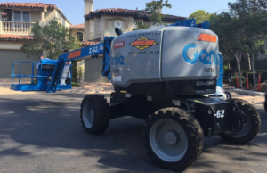aerial commercial painting contractor San Diego