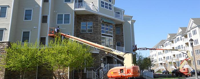 Apartment Painters, PacWest Painting and Construction