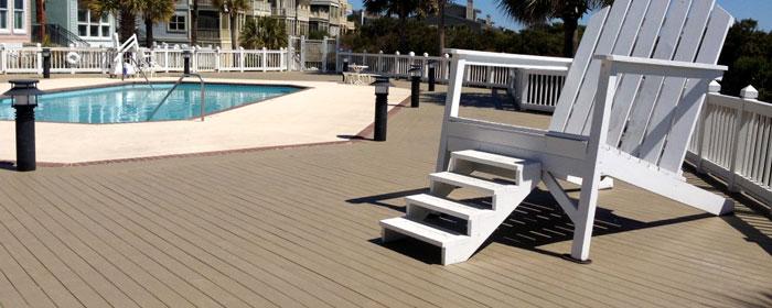 Deck & Floor Coating - Outdoor Patio, PacWest Painting