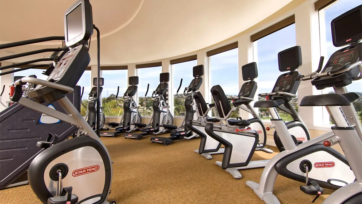 Gym & Fitness Center Painting Contractor, PacWest Painting