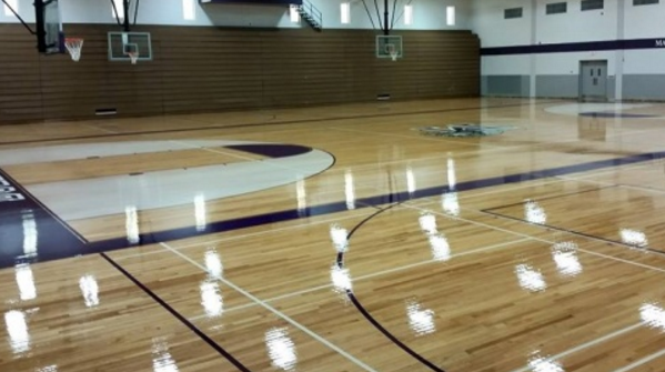 Gym Floor Resurfacing - Carpet Vidalondon